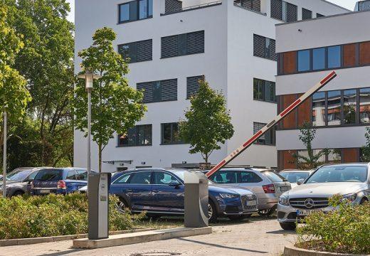 Hörmann предлага и системи за контрол на достъпа до паркинги