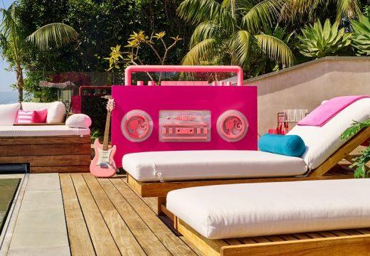 Барби отдава дома си в Малибу под наем в Airbnb (снимки)