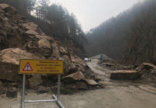 Укрепват 74 свлачища и срутища по пътищата в България