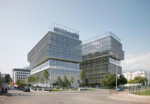 Откриха нова сграда в Бизнес парк София
