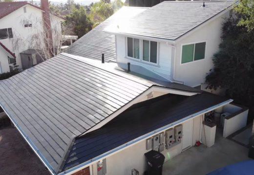 Tesla произвежда нов вид соларен покрив