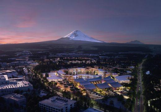 """Toyota строят """"Град на бъдещето"""" до връх Фуджи"""