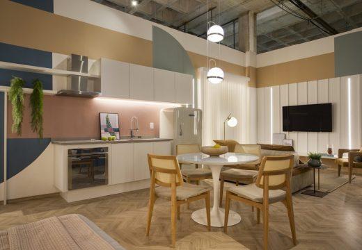 Едностаен апартамент в Бразилия дава урок по дизайн