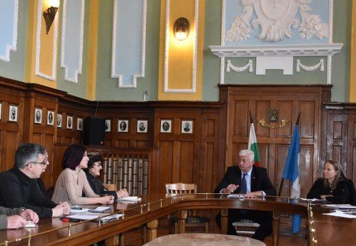 Община Пловдив ще работи съвместно с ландшафтните архитекти за зелена система