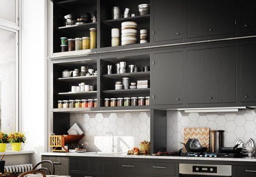 Как да боядисаме кухненските шкафове в 8 стъпки