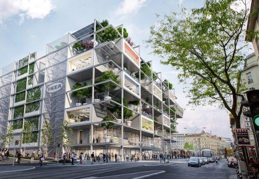 ИКЕА забранява колите в нов магазин