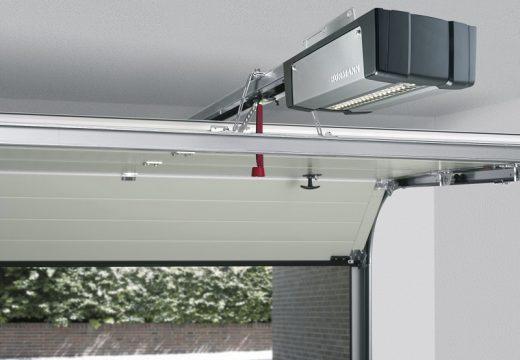 Hörmann представя нова серия задвижвания за гаражни врати