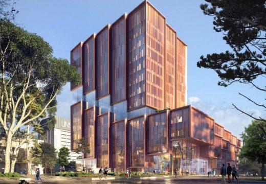 3XN проектират супер енергийно ефективен университет
