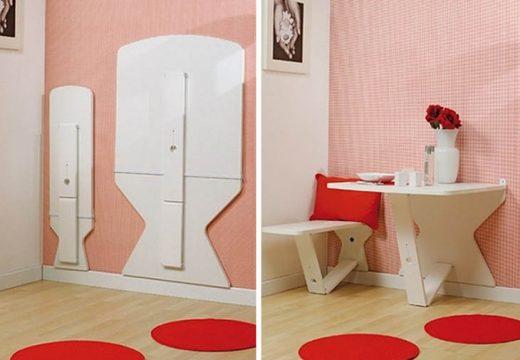 20+ интересни идеи за сгъваеми мебели