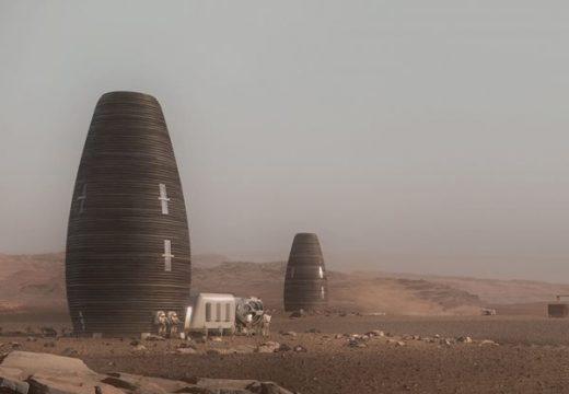 3D принтирани къщи за Марс спечелиха конкурс на НАСА