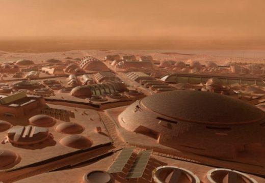 Обявиха конкурс за проект на град на Марс