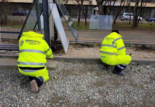 Община Бургас създава звено за спешни ремонти