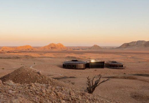 Извънземен парк отвори врати в пустинята на Шарджа