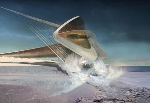 Строят приливна електроцентрала и арт галерия на Черно море
