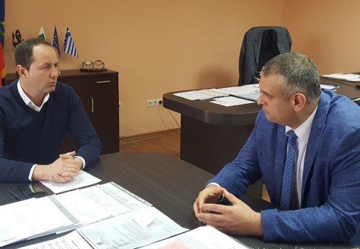 Председателят на АПИ се срещна с кметовете на Бистрица и Панчарево