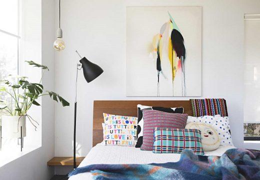 8 лесни и евтини начина да освежим спалнята