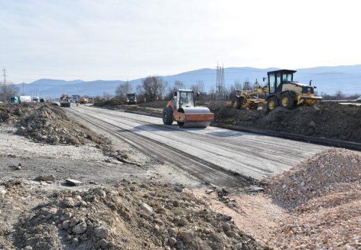 Кръговото към Асеновград се изгражда с ускорени темпове