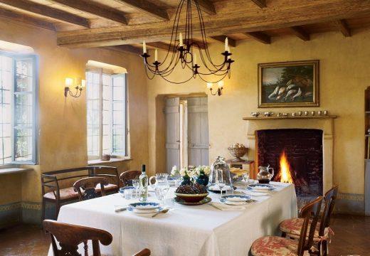 19 романтични интериора на италиански вили
