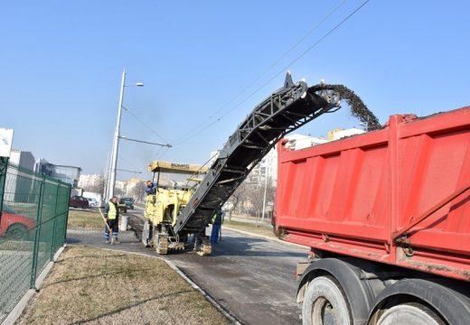 Община Пловдив ремонтира кварталните улици и булеварди