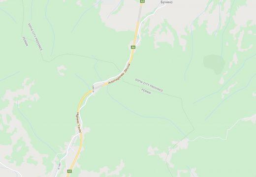 Затварят пътя между с. Мало Бучино и с. Големо Бучино