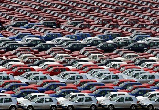 Автомобилостроенето в Европа изпада в колапс