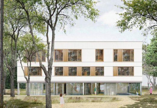 Архитекти от Берлин ще проектират новата сграда на Карин дом