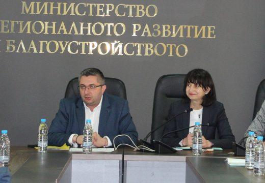 """МРРБ ще финансира предпроектно проучване за ВиК системата """"Дунав"""""""