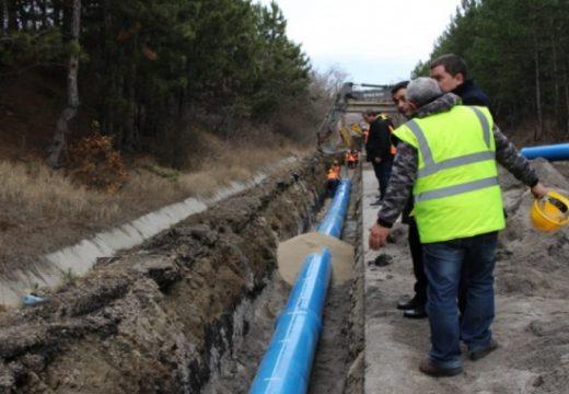 Пускат водопровода за Перник от днес