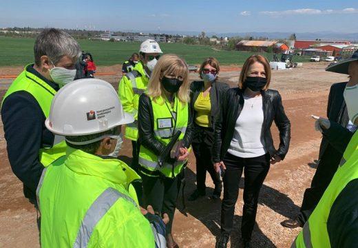 Министър Аврамова: Искаме да запазим темповете на строителство