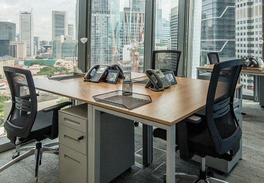 Спад в наемането на офиси от началото на годината