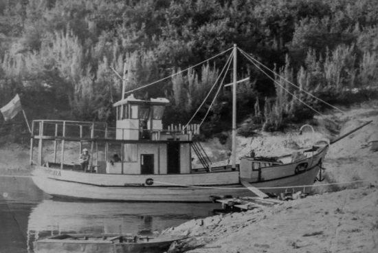 """Намериха потъналия кораб Тангра в язовир """"Тича"""""""