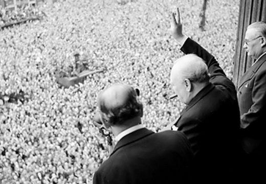 Европа отбеляза Деня на победата