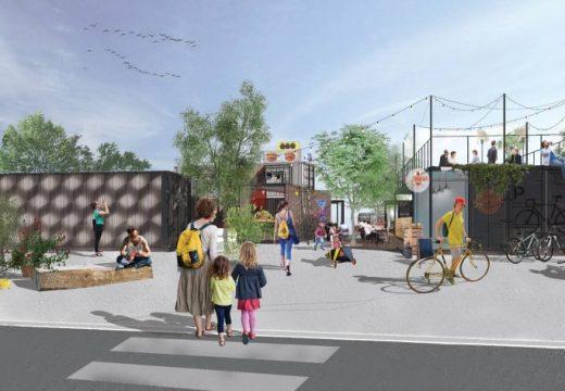 Средата на юни в София отваря първия в страната food-park