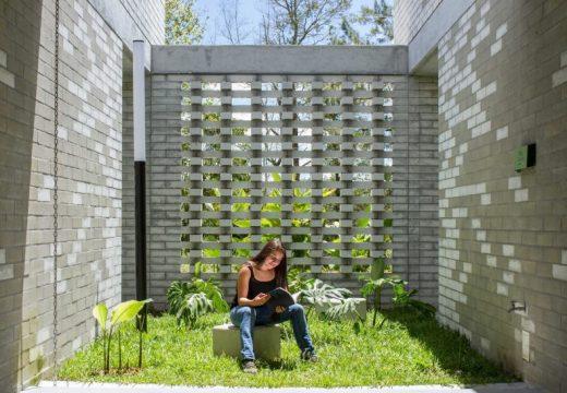 """""""Проветривите"""" стени в колумбийската архитектура"""