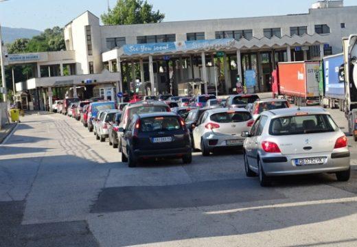 Гръцките власти отново облекчиха режима, на границата се показва само лична карта