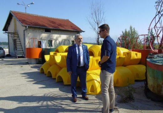 Започна доставката на оборудване за модернизация на корабоплавателния път по р. Дунав