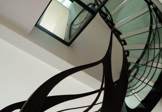 50 красиви идеи за изграждане на железни стълби