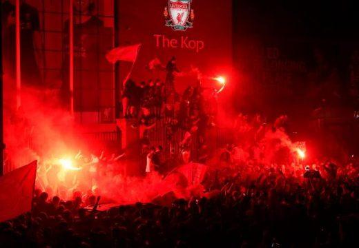 Мениджърът на Ливърпул Юрген Клоп призова феновете да не правят масови събирания в града