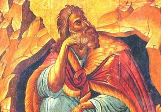 Почитаме свети пророк Илия и въстаниците от 1903 г.
