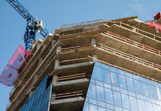 Системите на ЕТЕМ са част от впечатляващата NV Tower в София