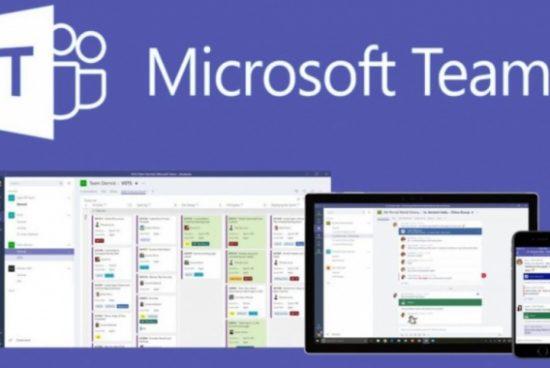 """Microsoft Teams въвежда нова функция за видеоразговори """"Together"""""""