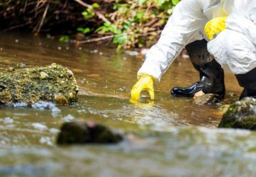 """Замърсяването на водите на Марица дошло от """"Неохим"""" АД"""