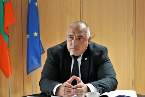 Борисов поиска свикване на ВНС, намаляване на депутатите на 120, закриване на ВСС, редовно изслушване на главния прокурор