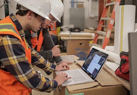 Нов софтуер улеснява съвместната дистанционна работа на архитекти, инженери и строители по време на COVID-19