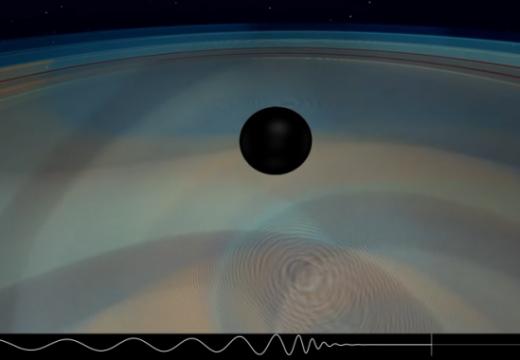 Учени засякоха уникален сигнал от дълбините на Вселената