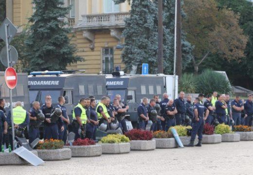 """Още от сутринта се събират протестиращи за """"Велико народно въстание 2"""""""