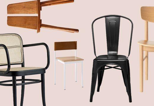 30 стола за трапезария, които правят впечатление