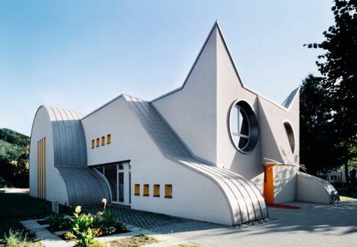 15 красиви примера за постмодернистична архитектура