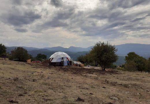 Историята на куполното строителство