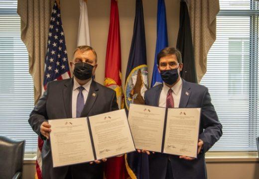 """България и САЩ подписват """"Пътната карта 2020-2030"""" в отбраната"""